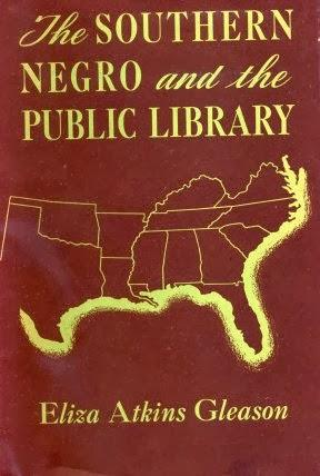 a red & yellow book cover with a map of the U.S. South