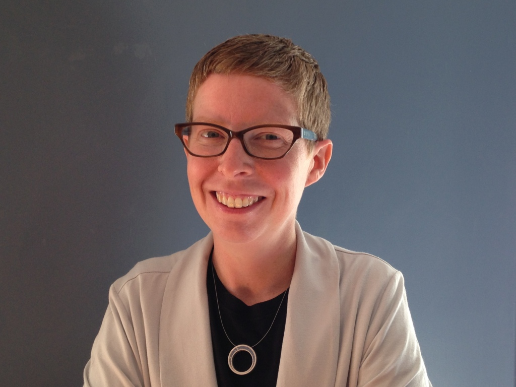 Dr. Laura E. Helton, winner of the 2020 Donald G. Davis Award.  Dr. Helton is a professor of history and English at the University of Delaware.